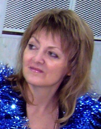 Светлана Волгина (личноефото)
