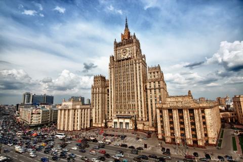 МИД РФ опубликовал дипломатическую переписку с Киевом