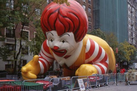 Западные СМИ предрекли крах сети McDonald's