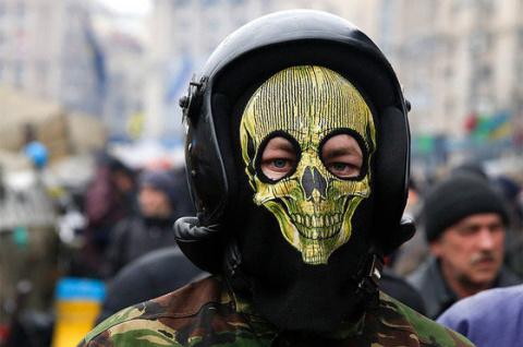 С Майдана сорвали маску: Европа захлебнулась горькой правдой об Украине