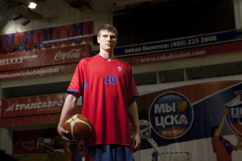 Форвард ЦСКА Андрей Воронцевич: «В баскетболе итог непредсказуем»