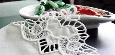 Вышивки ришелье: мастер-клас…