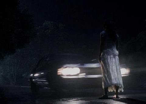 Попутчики на дороге призраков