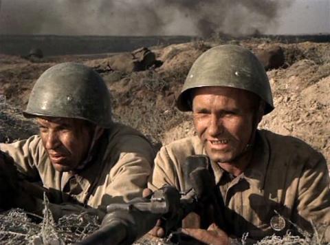 """Американца впечатлил фильм """"Они сражались за Родину"""""""