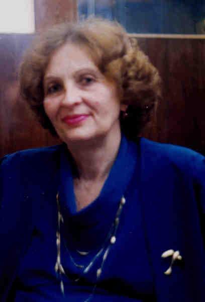 Ольга Попова (Залипаева)