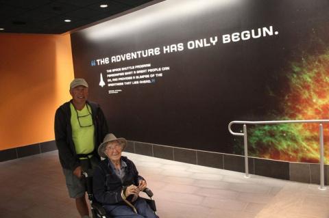 90-летняя женщина предпочла …