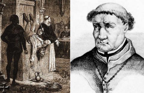 Торквемада - самый жестокий инквизитор за всю историю церковных судов