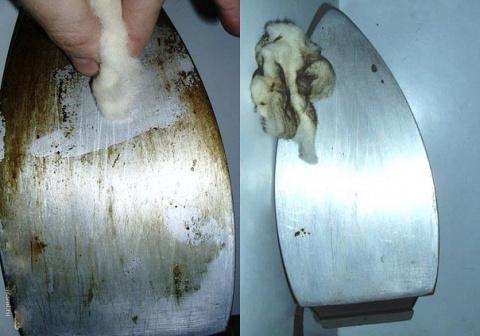 Как быстро очистить утюг от накипи