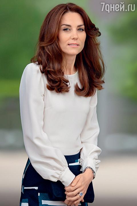 Герцогиня Kэтрин лишилась по…