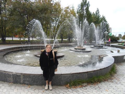 Галина Галкина (личноефото)