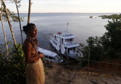 Амазонские племена во время …