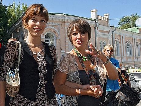 """Мама Миллы Йовович: """" То, что произошло в Украине – кошмар! """""""