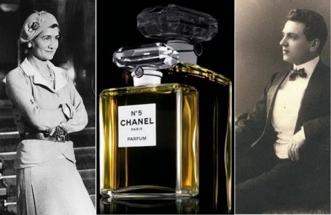 Chanel №5: как появились дух…