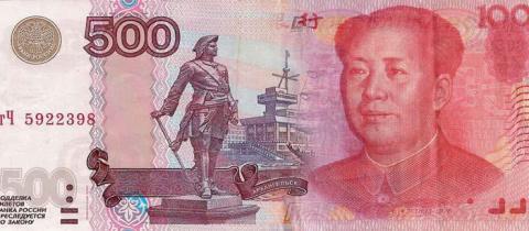 Китай и Россия: торгуем без доллара!