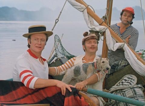 Литературные герои и их прототипы: кем были в реальной жизни трое в лодке, не считая собаки