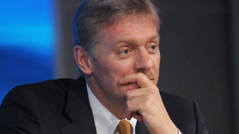 Кремль об отношениях с США: Россия выступает за добрые отношения