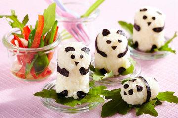 Суши рецепт панда мишек