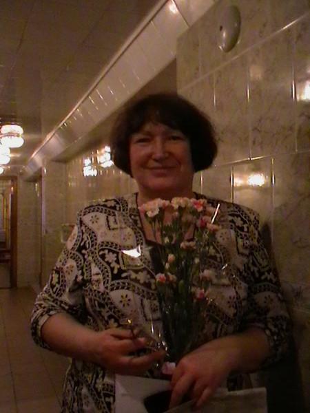 Татьяна Сметанина