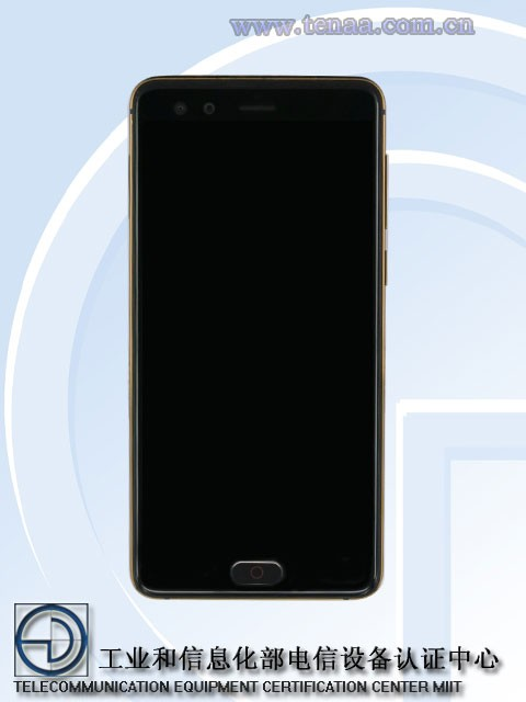 TENAA тестирует новый безрамочный смартфон ZTE Nubia Z17s