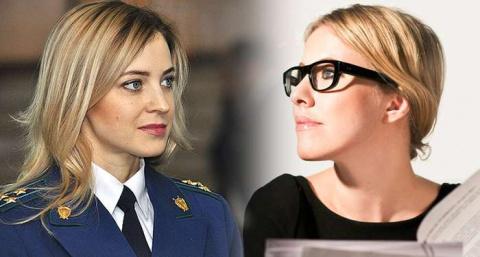 Поклонская ответила на заявление Собчак о крымчанах