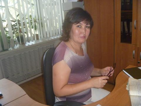 Гульжан Нурахметова