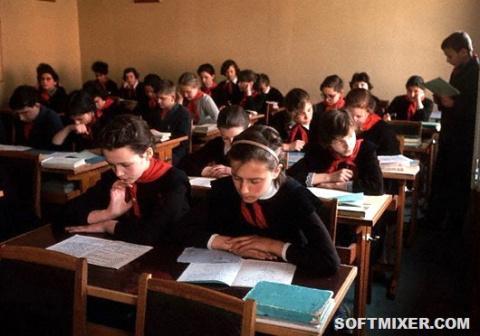 Что читали советские школьники