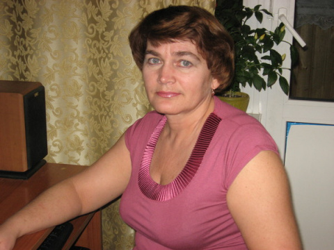 Марина Дубовицкая