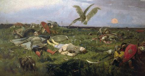 Что скрывает «Слово о полку Игореве»?