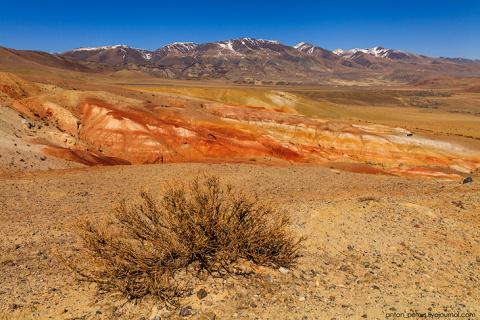 Красная планета - удивительн…