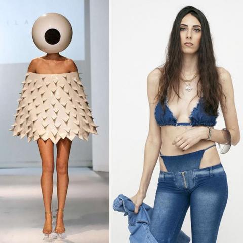 Шедевры современной моды