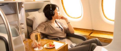 Богатые тоже плачут. О том как непросто летать бизнес-классом.