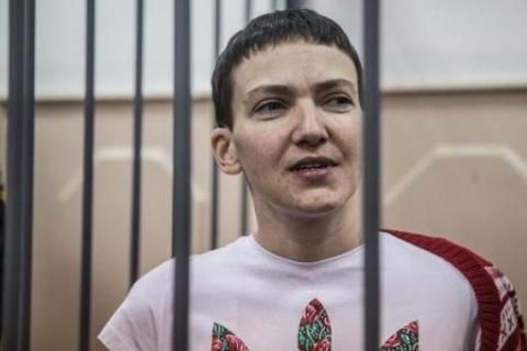 А ВЫ за освобождение украинской летчицы Надежды Савченко?