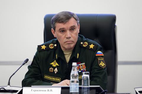ИДИОТИЗМ В ДЕЙСТВИИ:Киев возбудил дело против главы Генштаба РФ за развязывание войны