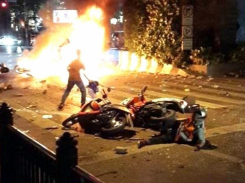 «Бангкокский террорист» попа…