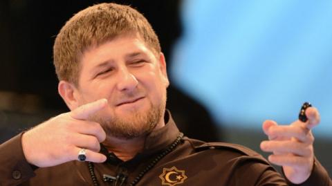 Рамзан Кадыров – вечный през…