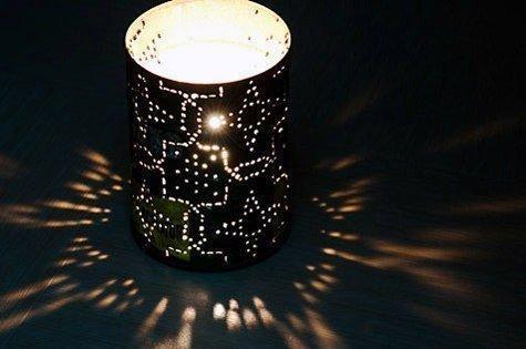 Светильники-фонарики своими руками
