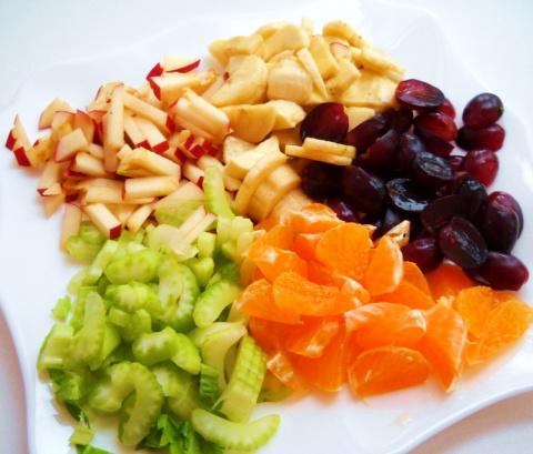 Салат бразильский  (кухни латиноамериканских стран)