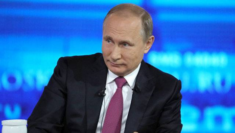 Путин об Украине и Порошенко