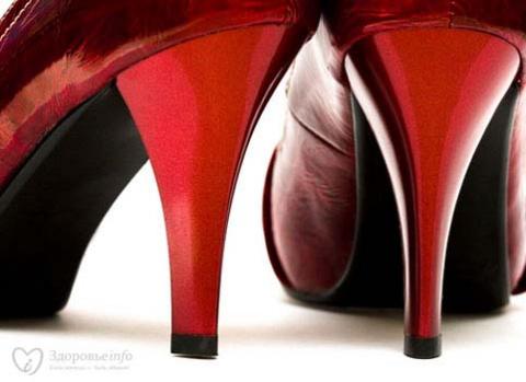 К чему приводит неправильная обувь? Вся правда о каблуках!