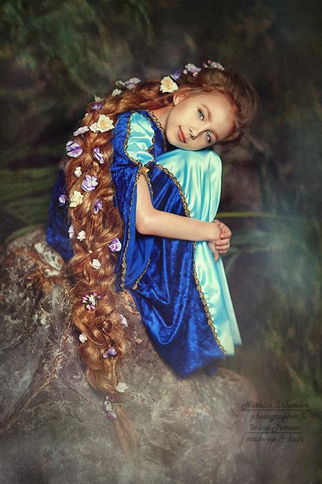 Чудесные детки фотохудожницы Натальи Законовой
