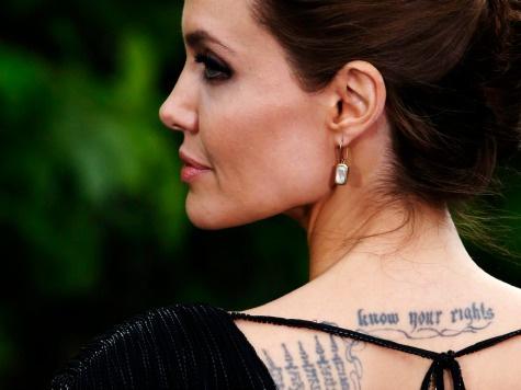 Из-за очередной операции Анджелина Джоли не сможет иметь детей