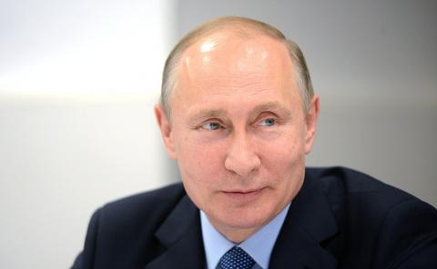 Путин: морской парад в Петербурге — не бряцание оружием, а возрождение более чем вековой традиции