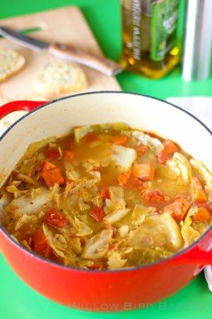 СУПНЫЙ ДЕНЬ. Капустный суп