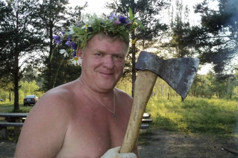 Любой русский мужчина способ…