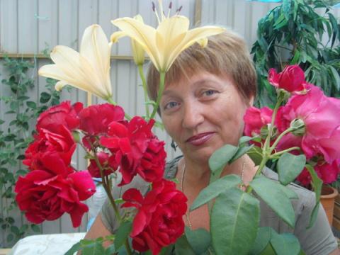 Светлана Кондрашова (личноефото)