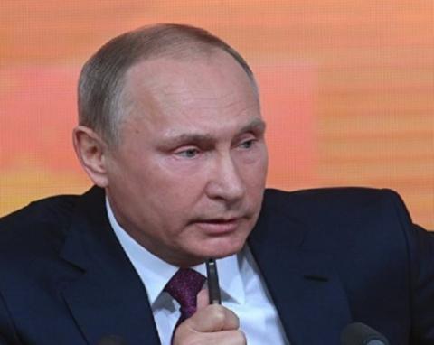 Собчак пришла к Путину в неп…
