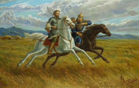 Культурный обмен XIII века