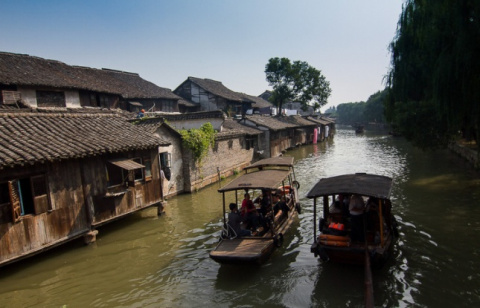 Города на воде: не Венецией единой