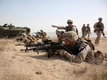 Подразделения армии США вошл…