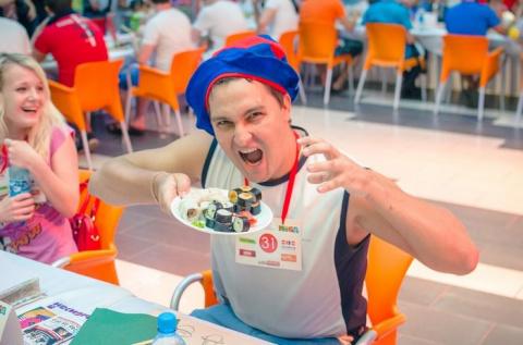 15 самых сумасшедших кулинарных конкурсов